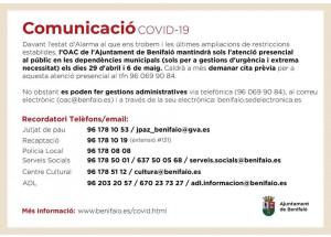 Informació OAC