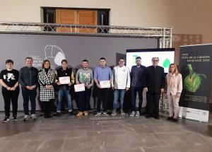 Benicarlo Mar Blava y Los Montaditos ganan el Concurso de los Pinxos de la Alcachofa