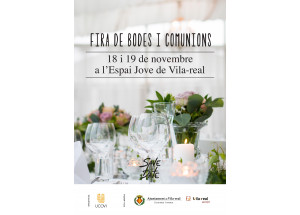 SAVE THE DATE: FIRA DE BODES I COMUNIONS