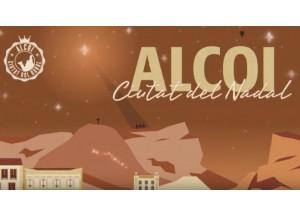 Nova campanya 'Alcoi Ciutat del Nadal'