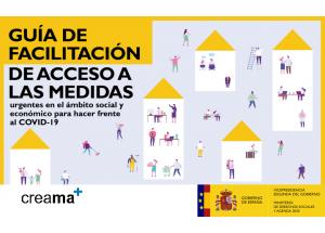 Afic-Creama Gata Informa: guía para facilitar el acceso a la información de las medidas COVID-19 del Gobierno