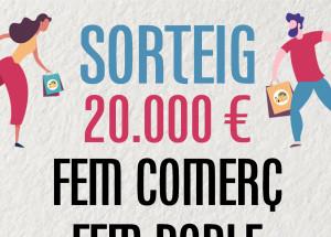 Listados de personas beneficiarias de la campaña FEM COMERÇ, FEM POBLE