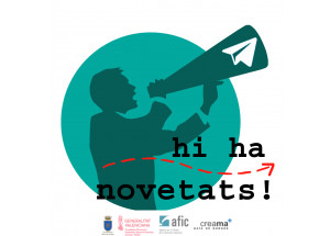 Creama Gata crea un canal de TELEGRAM para informar a las empresas locales
