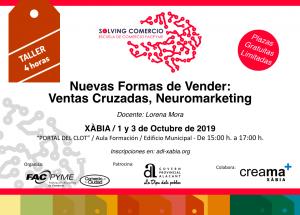 Xàbia - Taller Noves formes de vendre: Vendes creuades, Neuromàrqueting