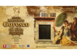 CAMBIO DE FECHA MERCADO GOYESCO 7 Y 8 DE ABRIL