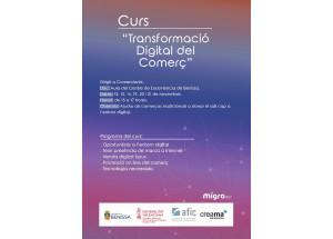 Los comercios de Benissa hacia la transformación digital.