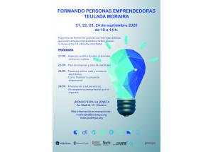 Teulada Moraira nueva edición de  Formando personas emprendedoras
