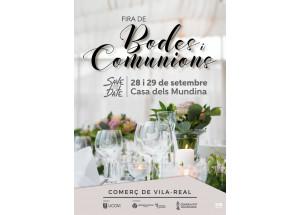 FIRA DE NOCES I COMUNIONS A VILA-REAL
