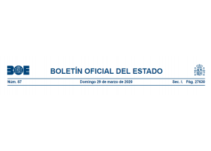 Real Decreto-ley 10/2020, de 29 de marzo, por el que se regula un permiso retribuido recuperable para las personas trabajadoras por cuenta ajena que no presten servicios esenciales