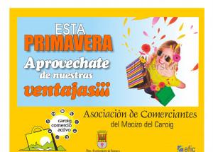 CAMPAÑA PRIMAVERA 2016