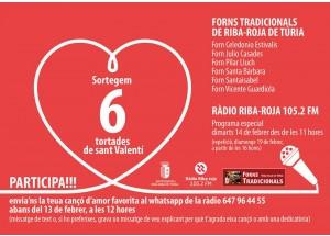 FORNS TRADICIONALS DE RIBA-ROJA I RÀDIO RIBA-ROJA