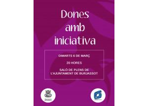 DONES AMB INICIATIVA
