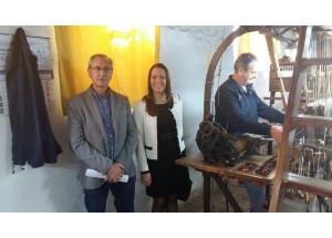 Turisme oferix el seu recolçament a Moncada pel futur Museu de la Fàbrica de la Seda