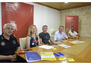 L'Ajuntament de Xàbia enceta un sistema per a impulsar la rotació de l'aparcament en el Centre Històric i Duanes