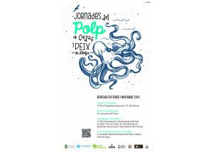 Las Jornadas del Pulpo a Caduf y Pescado de Lonja celebran el décimo aniversario