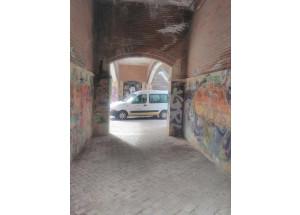 Nova sanció per realitzar pintades al mobiliari urbà