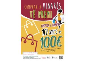 """II edició de la campanya """"Comprar a Vinaròs té premi"""