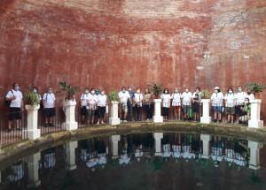 Los participantes de los Itinerarios de Inserción Socio-Laboral disfrutan de una ruta al Molinar