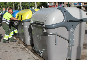 El Ayuntamiento realiza la primera auditoría de la basura y la limpieza viaria