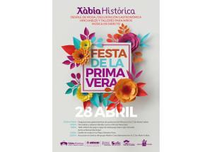 Xàbia Histórica da la bienvenida a la primavera este sábado con un desfile de moda y una degustación gastronómica en el Mercat