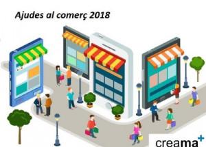 AFIC CREAMA Informa de las ayudas al comercio y artesanía.