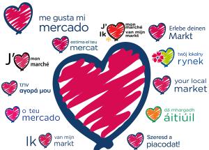 Moncada: AFIC y Mercat Moncada participan en la campaña internacional de apoyo a los mercados municipales