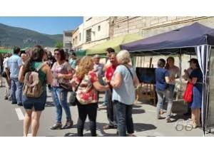 Mercadillo ambulante todos los Domingos en el barrio de Batoy de Alcoy