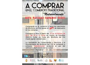 A COMPRAR EN EL COMERCIO TRADICIONAL DE MONFORTE DEL CID