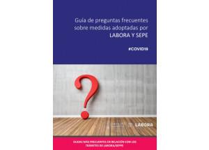 Guía de Preguntas y Respuestas Frecuentes publicada por Labora y Sepe