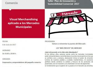 TALLER VISUAL MERCHANDISING PARA MERCADOS MUNICIPALES