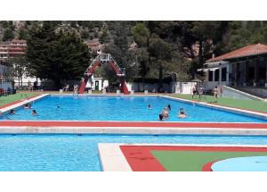 Les piscines municipals comptabilitzen un total de 15.858 usuaris durant el mes de juliol
