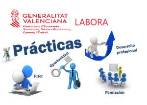 Ajudes a la contractació en práctiques Comunitat Valenciana 2020