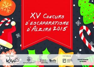 XV CONCURSO DE ESCAPARATISMO 2015