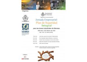 JORNADA EMPRESARIAL: PLAN DE SEGURIDAD INTEGRAL