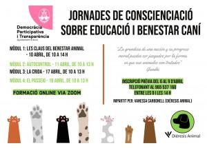 Presentada la nueva jornada de conscienciación sobre educación y bienestar canino