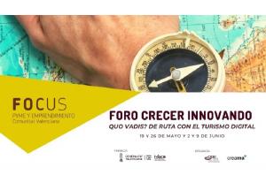II Fòrum Créixer Innovant Creama. Turisme Digital