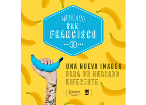 EL MERCADO DE SAN FRANCISCO DE ELDA ESTRENA NUEVA IMAGEN