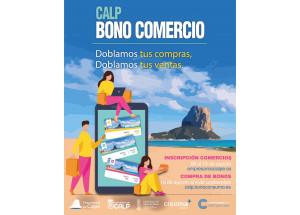 Calp pone en marcha la campaña Bono-Comercio