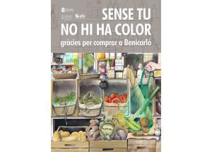 Benicarló pone en marcha una campaña para relanzar la economía local