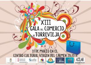 XIII Gala del Comercio de Torrevieja