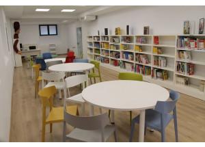 Las bibliotecas recuperarán las salas de estudio, el servicio de prensa y las actividades de fomento lector