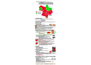 INFOGRAFIA ORDRE 427/2020 FLEXIBILITZACIÓ DE LES RESTRICCIONS EN ELS MUNICIPIS DE MENOR GRANDÀRIA