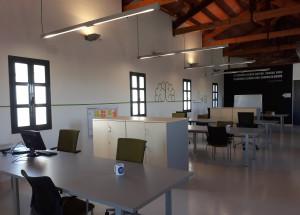 Benissa ya dispone de una zona coworking para apoyar a personas emprendedoras y Start-Ups