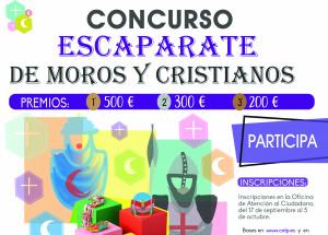 Concurso de Escaparates Moros y Cristianos