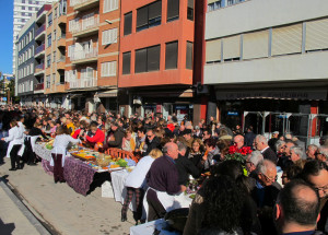 Benicarló prepara una multitud de actos para homenajear a la alcachofa en sus días grandes