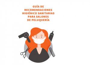 GUÍA DE RECOMENDACIONES HIGIÉNICO-SANITARIAS PARA SALONES DE PELUQUERÍA