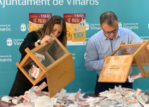 "Sorteo de la Campaña ""Comprar a Vinaròs té premi"""