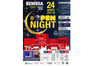 8ª OPEN NIGHT A BENISSA