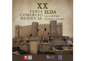 XX FERIA DE COMERCIO MEDIEVAL DE ELDA 2019