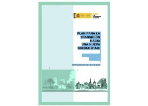PLAN PARA LA TRANSICIÓN HACIA UNA NUEVA NORMALIDAD:GUÍA DE LA FASE 2. Modificada el 23 de mayo de 2020